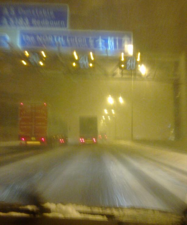 snowbound M1