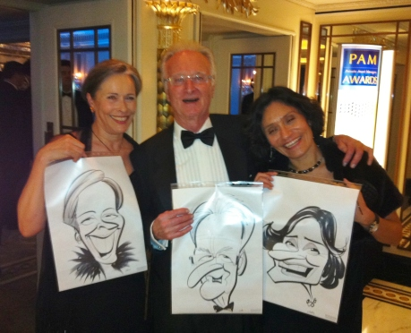 dorchester caricatures