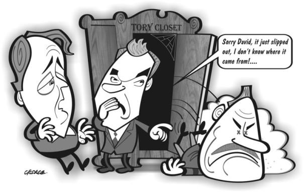 satirical caricature05/11/07