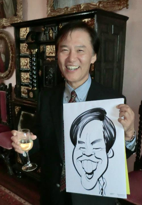 Korean caricature