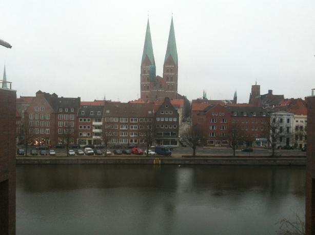 Lubeck city