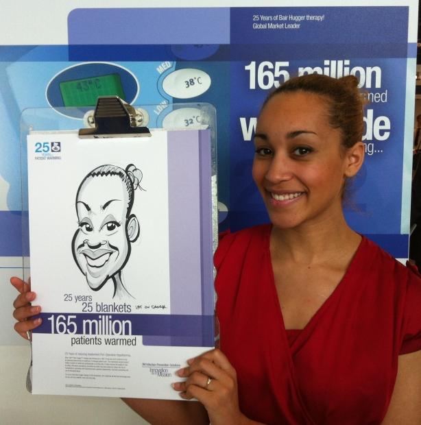 3M caricatures
