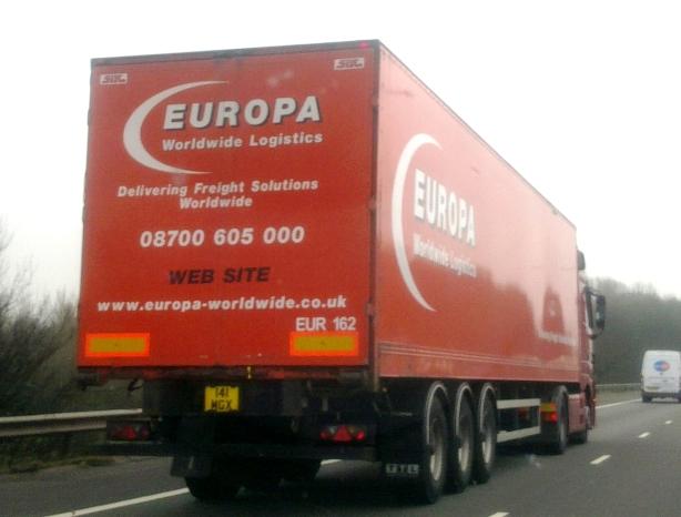 Europa toe-nail