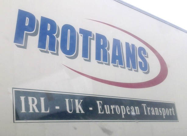 Protrans logo