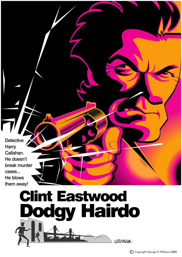 Clint Eastwood's 70s classic - Dirty Harry