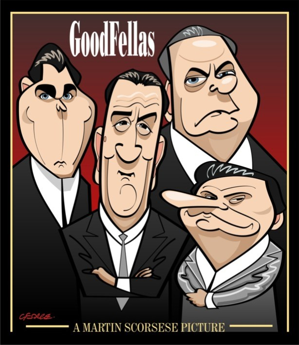 GoodFellas - a Martin Scorsese Picture