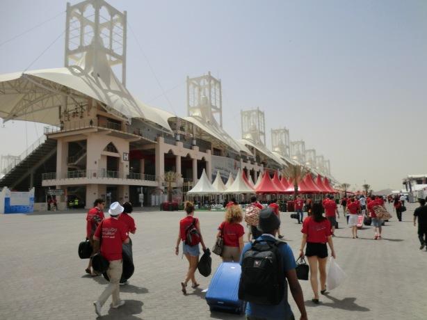 F1 Circuit Bahrain