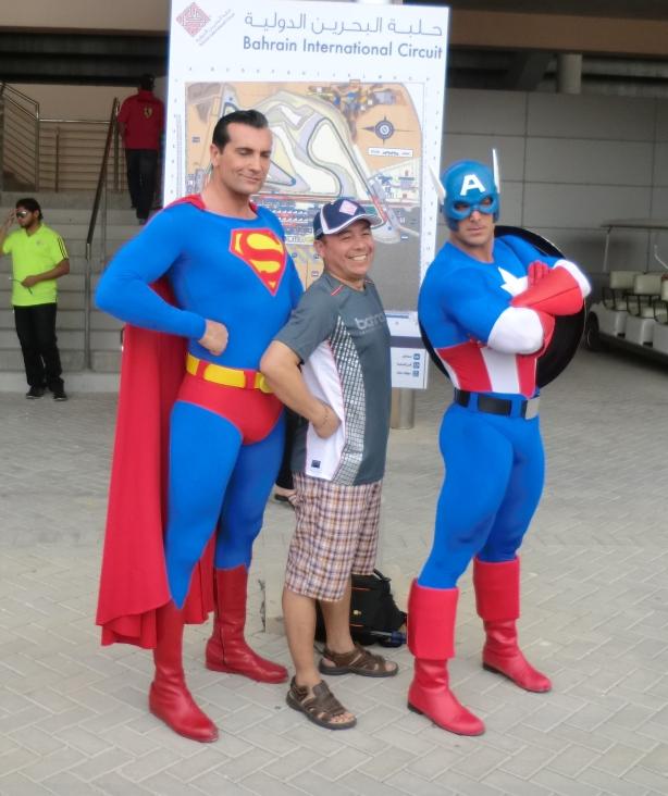 Superman & Captain America