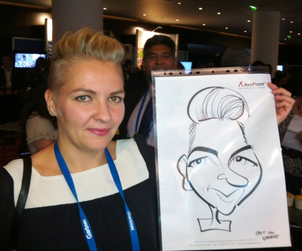Swedish caricature