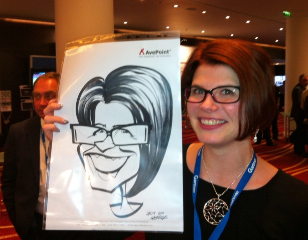 Helsinki caricaturist