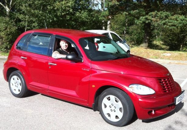 new car