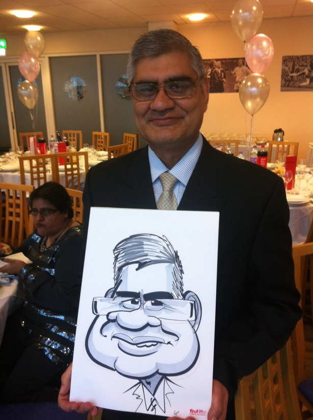 Indian caricatures