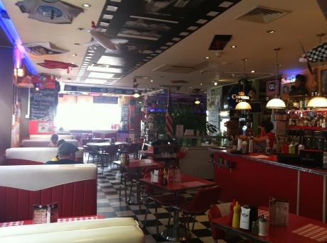 US Diner Brighton