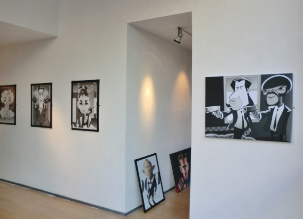 Spot On exhibition
